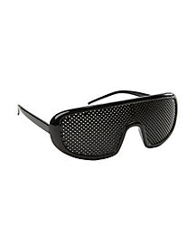 Futuristic Mesh Glasses