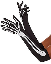 Skeleton Arm Gloves