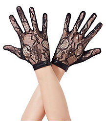 Lace Short Glove
