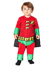 Baby Robin One Piece Costumes - DC Comics
