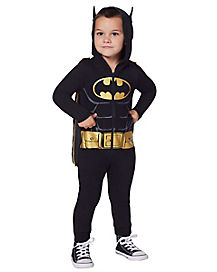 Toddler Coverall Batman Coverall - DC Comics