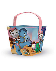 Sheriff Callie Treat Bucket - Sheriff Callie's Wild West
