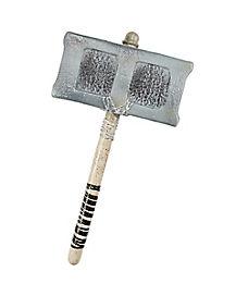 Cinderblock Weapon