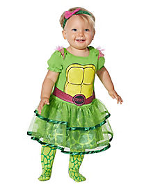 Baby Teenage Mutant Ninja Turtles Dress - TMNT