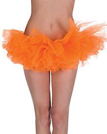 Adult Orange Tutu