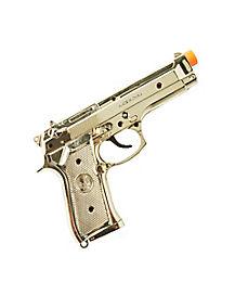 Gold Pimp Toy Gun