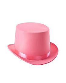 Pink Top Hat