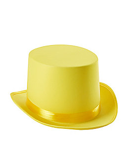 Yellow Top Hat