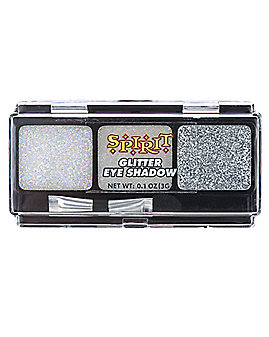 White Glitter Eye Shadow