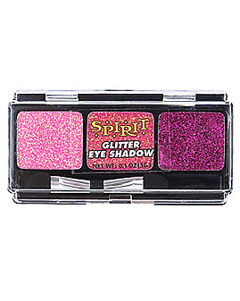 Pink Glitter Eye Shadow