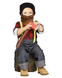 Toddler Little Lumberjack Costume