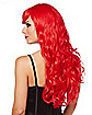 Red Curls Wig