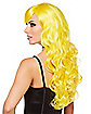 Yellow Curls Wig