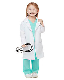 Toddler Mini Doctor Costume