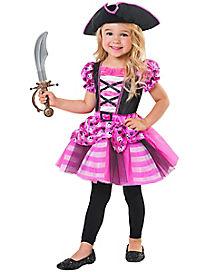 Toddler Pirate Cutie Costume