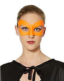 Orange Eyemask