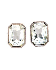 20s Square Earrings