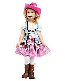 Toddler Rodeo Sweetie Costume