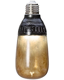 Rusty Attic Short Circuit Light Bulb