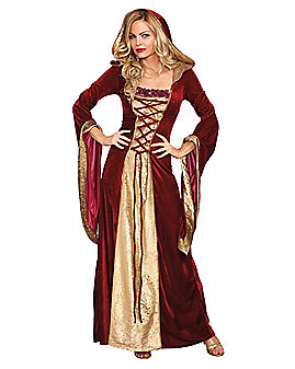 Adult Lady of Thrones Costume