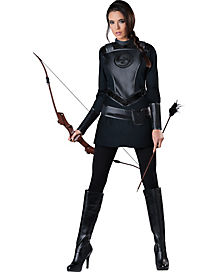 Adult Warrior Huntress Costume