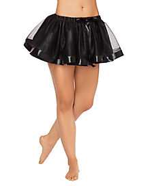 Black Ribbon Tutu