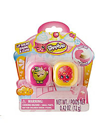 Shopkins Lip Balm 2 Pack - Shopkins