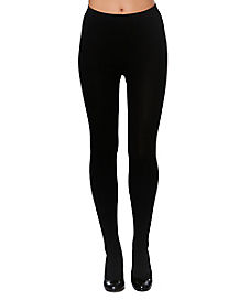 Footed Fleece Lined Tights
