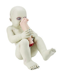 Pacifier Zombie Baby - Decorations