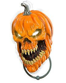Pumpkin Door Knocker