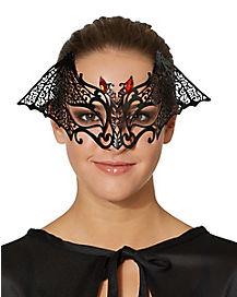 Bat Metal Mask