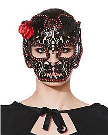 Skull Metal Mask