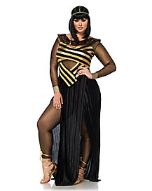 Adult Queen Nile Plus Size Costume