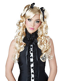 Blonde Dollhouse Wig