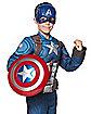 Kids Captain America Costume Deluxe Costume - Captain America: Civil War