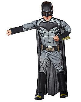 Kids Batman Costume Deluxe - Batman v. Superman: Dawn of Justice