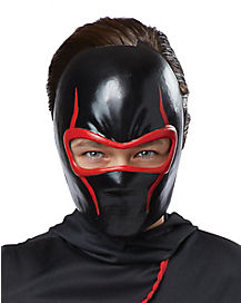Stealth Ninja Mask and Sword Set