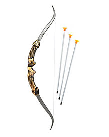 Medieval Bow and Arrow