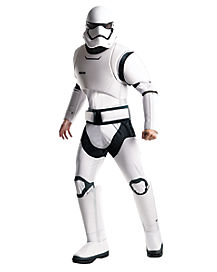 Adult Stormtrooper Costume Deluxe - Star Wars