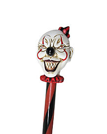 Scary Clown Staff