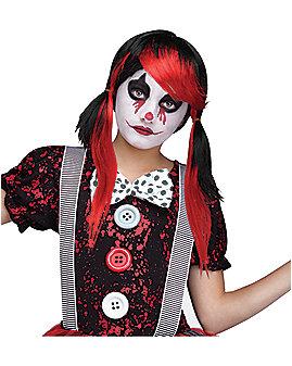 Kids Killer Clown Wig