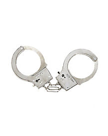 Kids Metal Handcuffs