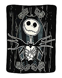 Jack Skellington Blanket - Nightmare Before Christmas