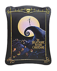 Nightmare Before Christmas Sign