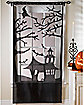 Haunted House Door Panel - Decorations