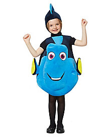 Toddler Dory Costume Deluxe - Finding Dory