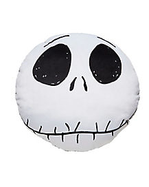 Jack Skellington Face Pillow - Nightmare Before Christmas