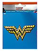 Crystal Wonder Woman Decal - DC Comics