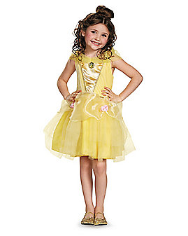 Toddler Belle Ballerina Costume - Beauty and the Beast