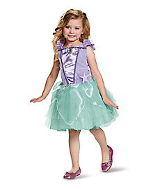 Toddler Ariel Balerina Costume - The Little Mermaid